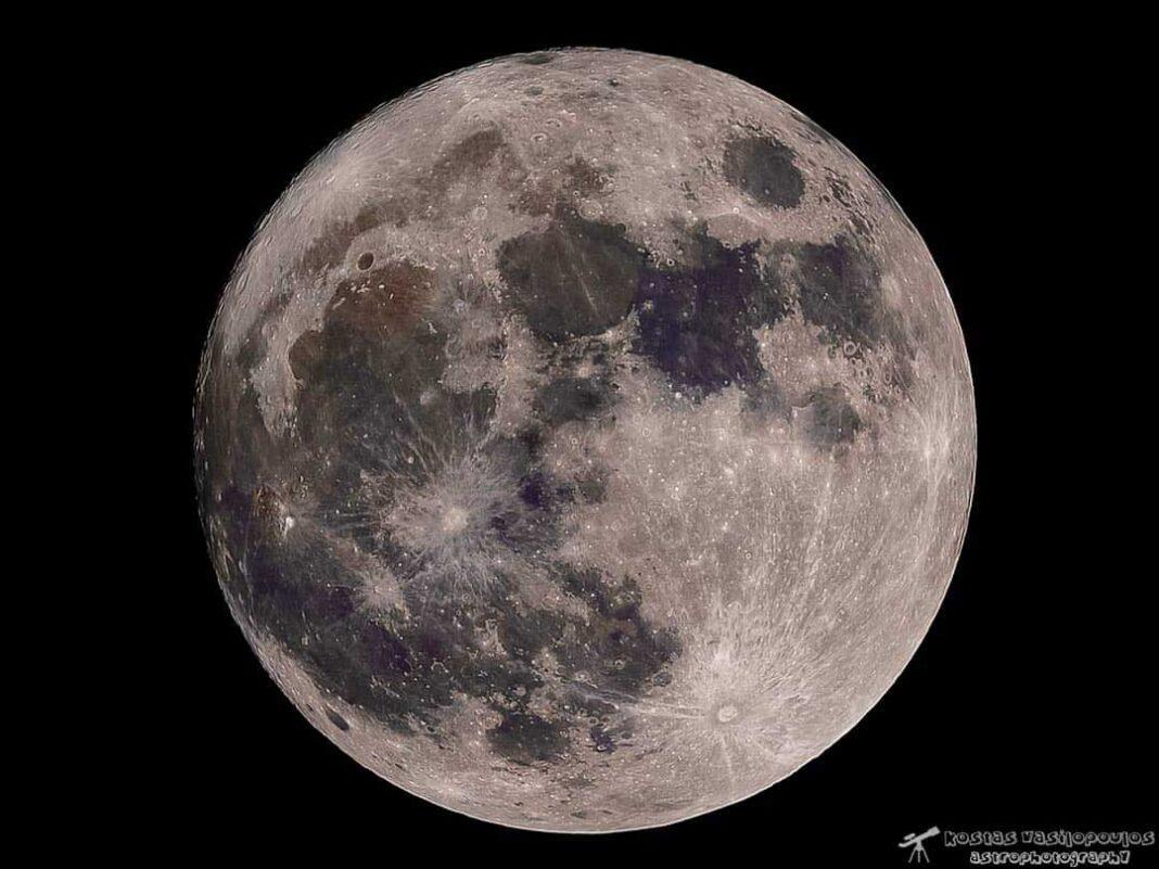σελήνη-moon-astro-photography